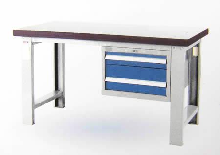 图片名称:重型工作桌-2